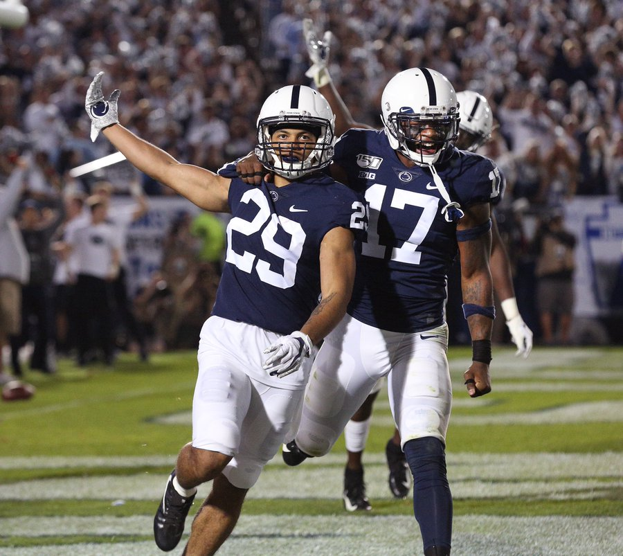 Nittany Lions Prevail Against The Bulls