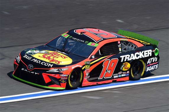 Martin Truex, Jr. Primed for First Round Sweep