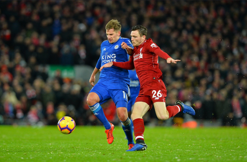 Premier League: Liverpool vs Leicester City Preview