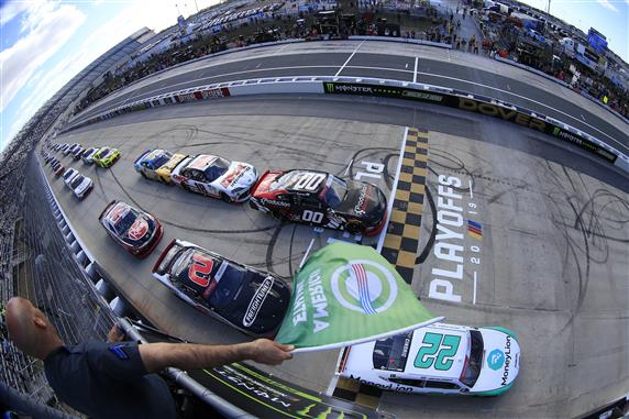 NASCAR Xfinity Series Playoff Round 1 Concludes At Dover