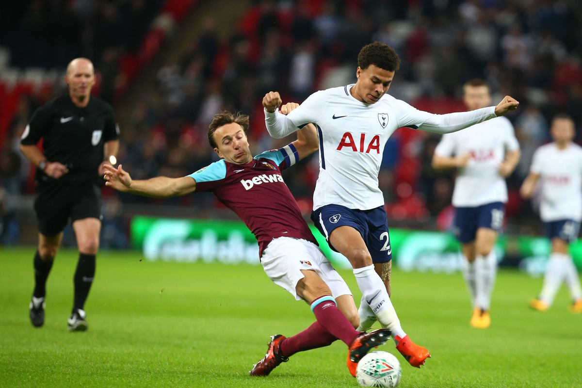 Premier League: West Ham vs Tottenham Preview