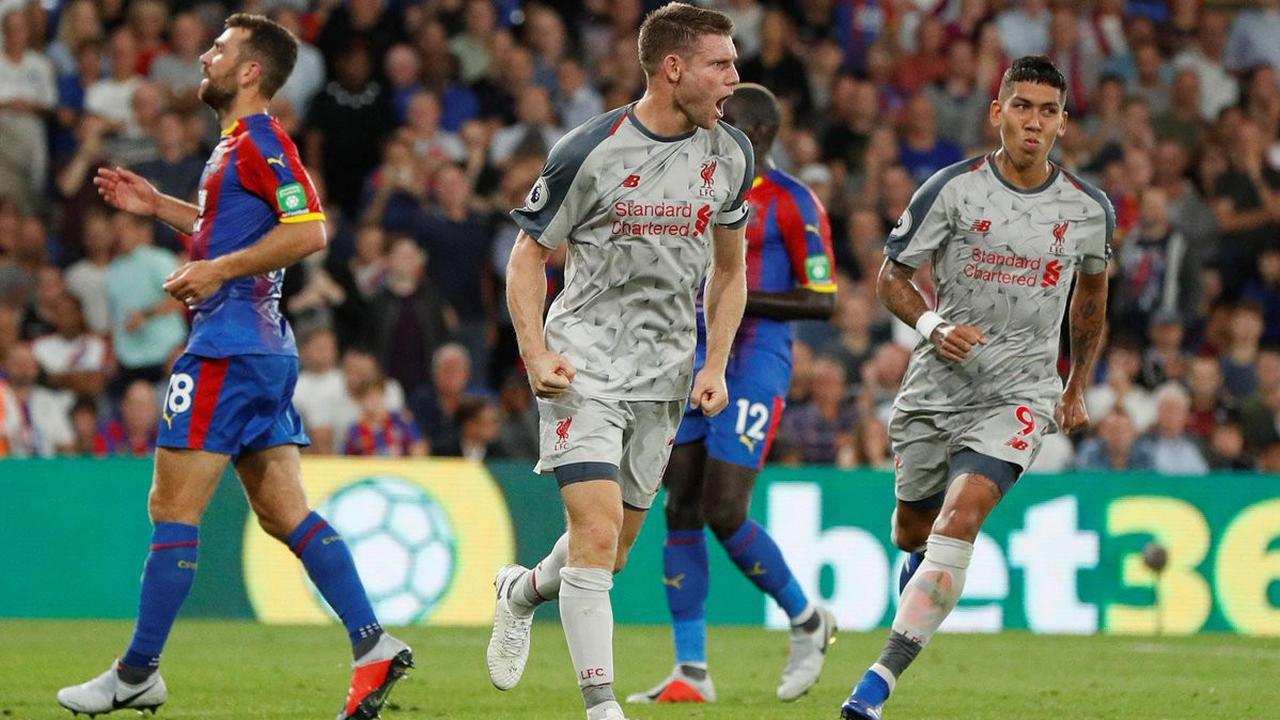 Premier League: Crystal Palace vs Liverpool Preview