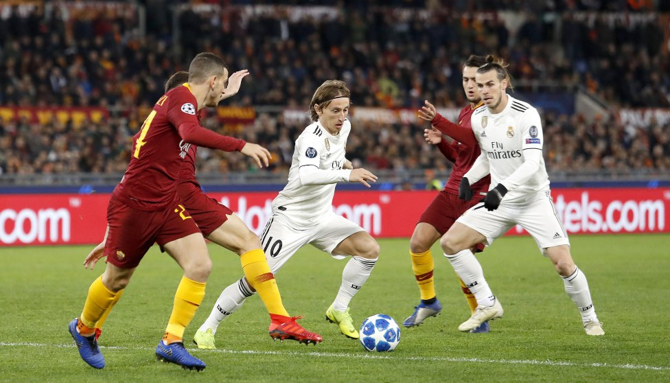 Zidane's New Preferred 11: No Bale And Modric