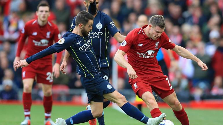 Premier League: Liverpool vs Manchester City Preview