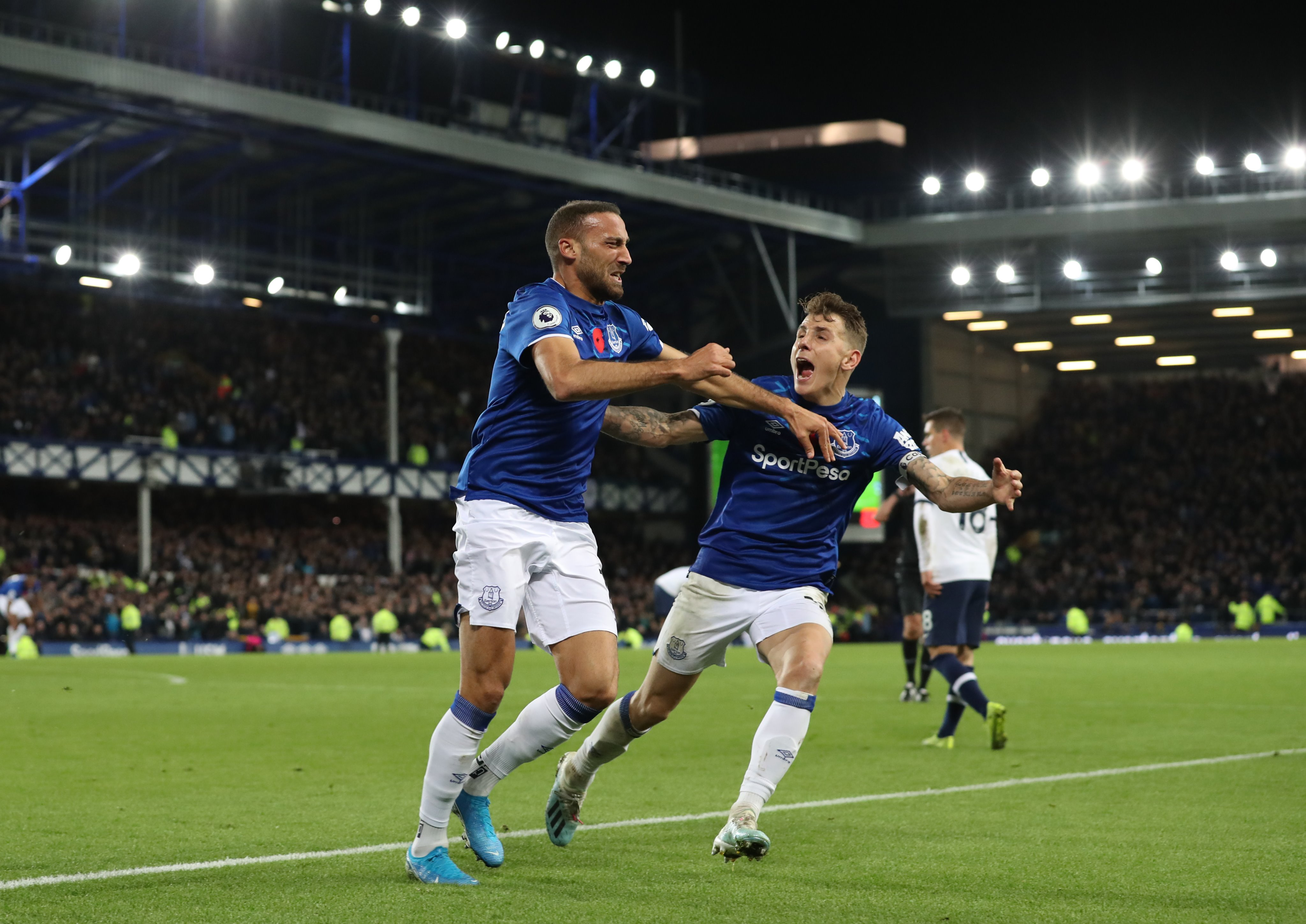 Cenk Tosun Earns Everton A Point Against Spurs
