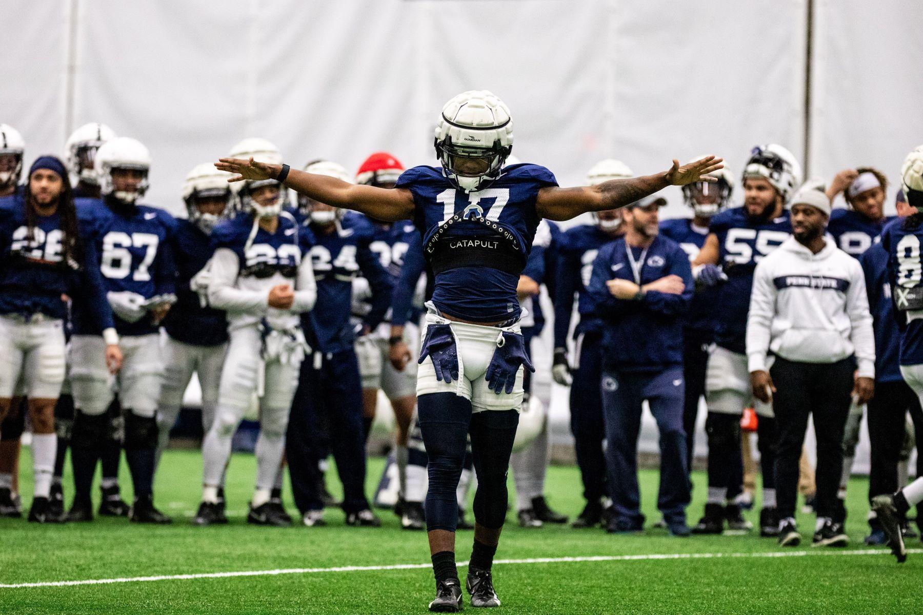 Penn State Prepares For Buckeyes