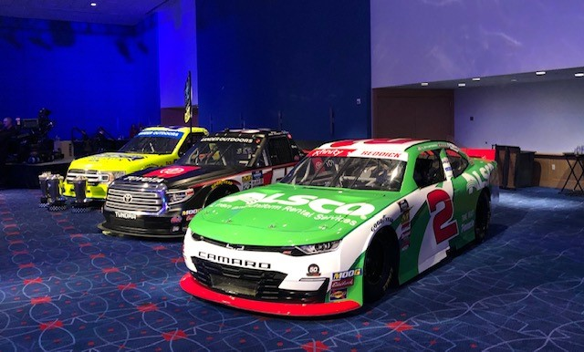 2019 in Review for Xfinity, Truck Series at Banquet