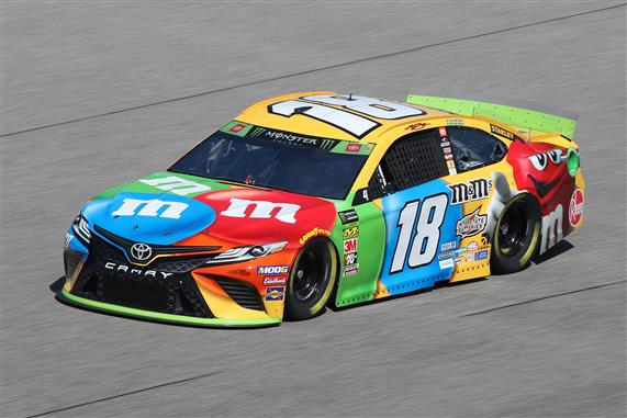 Kyle Busch Looks to Earn Second NASCAR Cup Series Championship