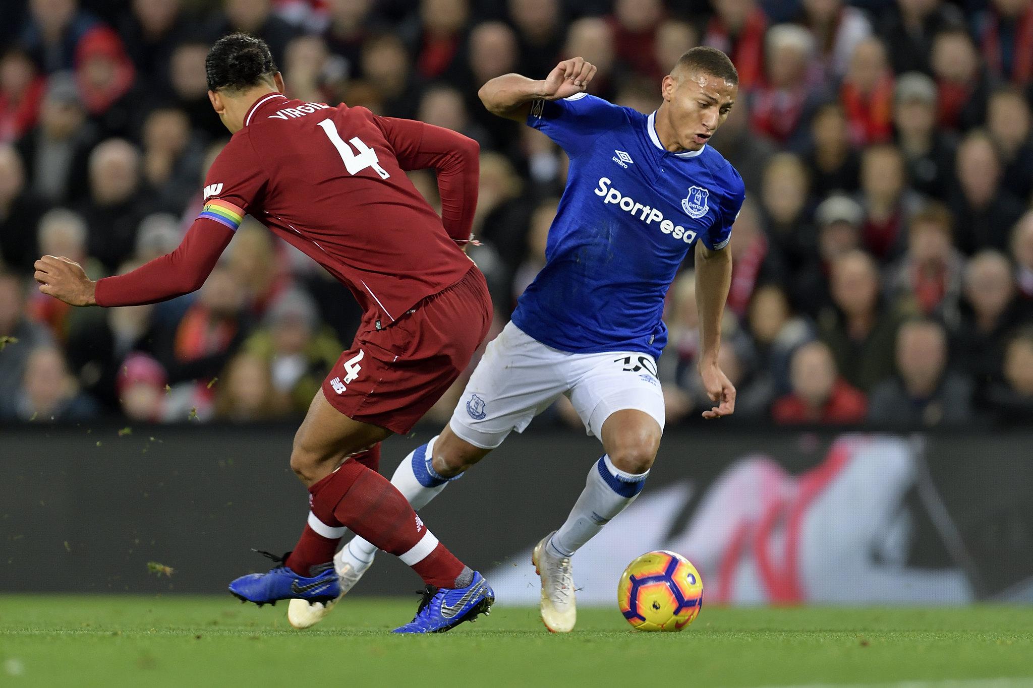 Premier League: Liverpool vs Everton Preview