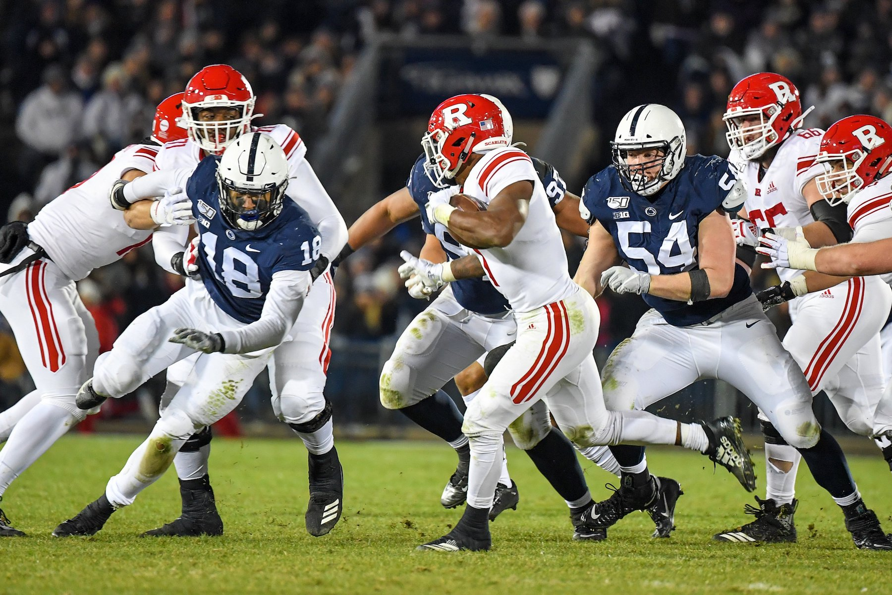 Nittany Lions Finish Season Strong