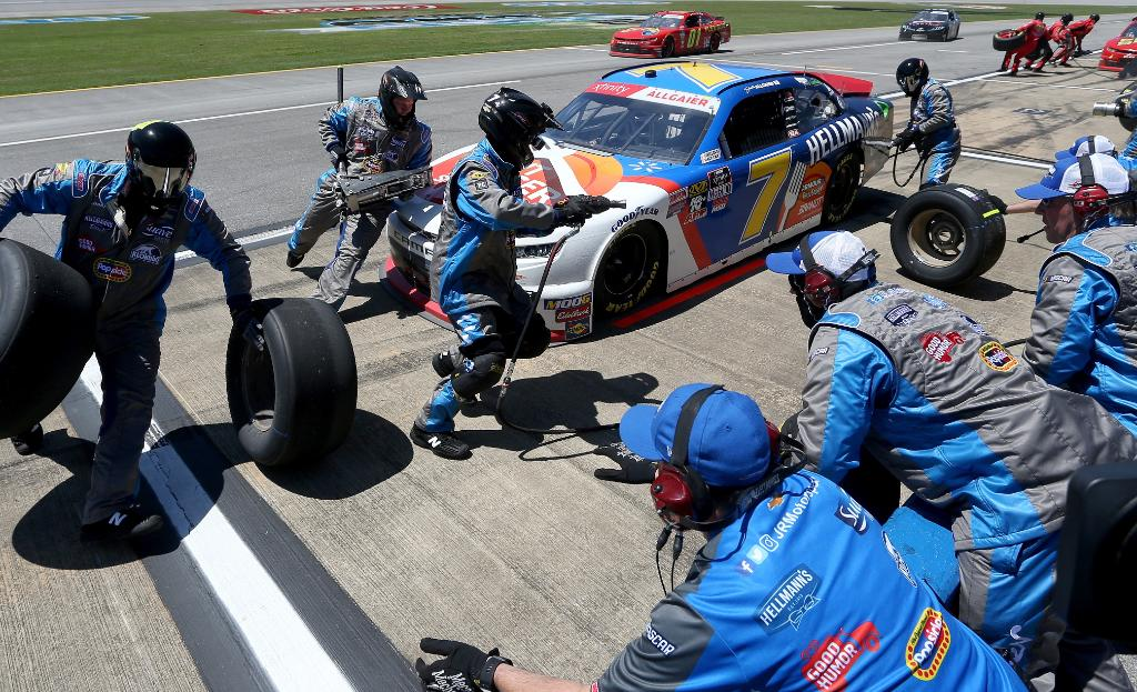 Pit Stop Changes Coming to Select Xfinity, Truck Races