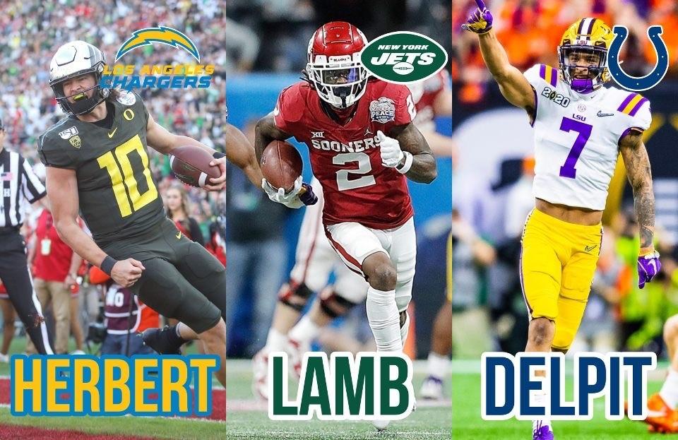 Locker 2020 NFL Mock Draft 2.0: 2 Trade-Filled Rounds