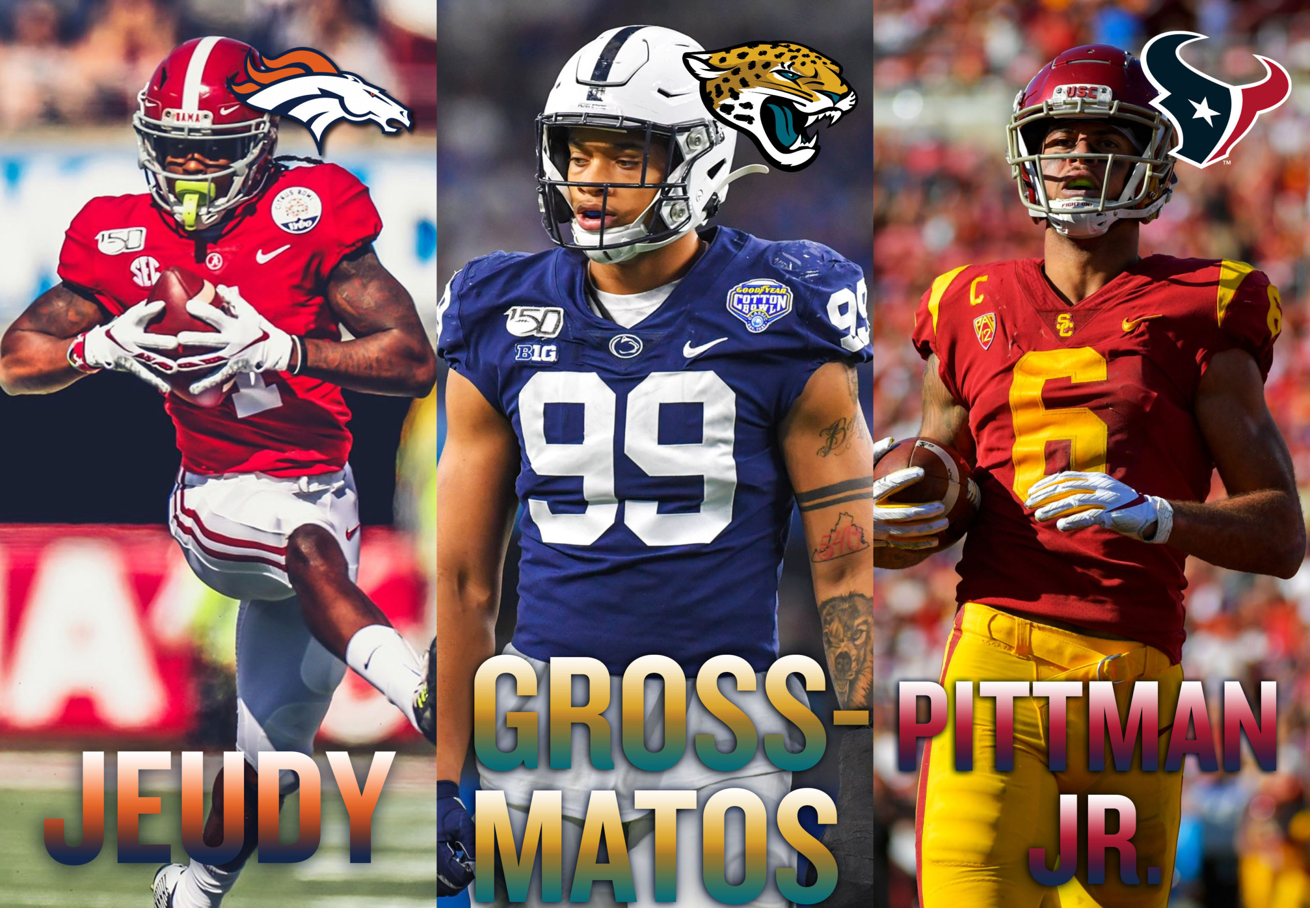 Locker 2020 NFL Mock Draft 3.0: The Time Has Come