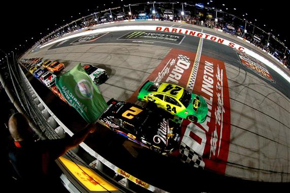 NASCAR Announces Restart Schedule for Month of May