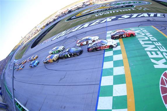 Will Kentucky Speedway See a New Winner?