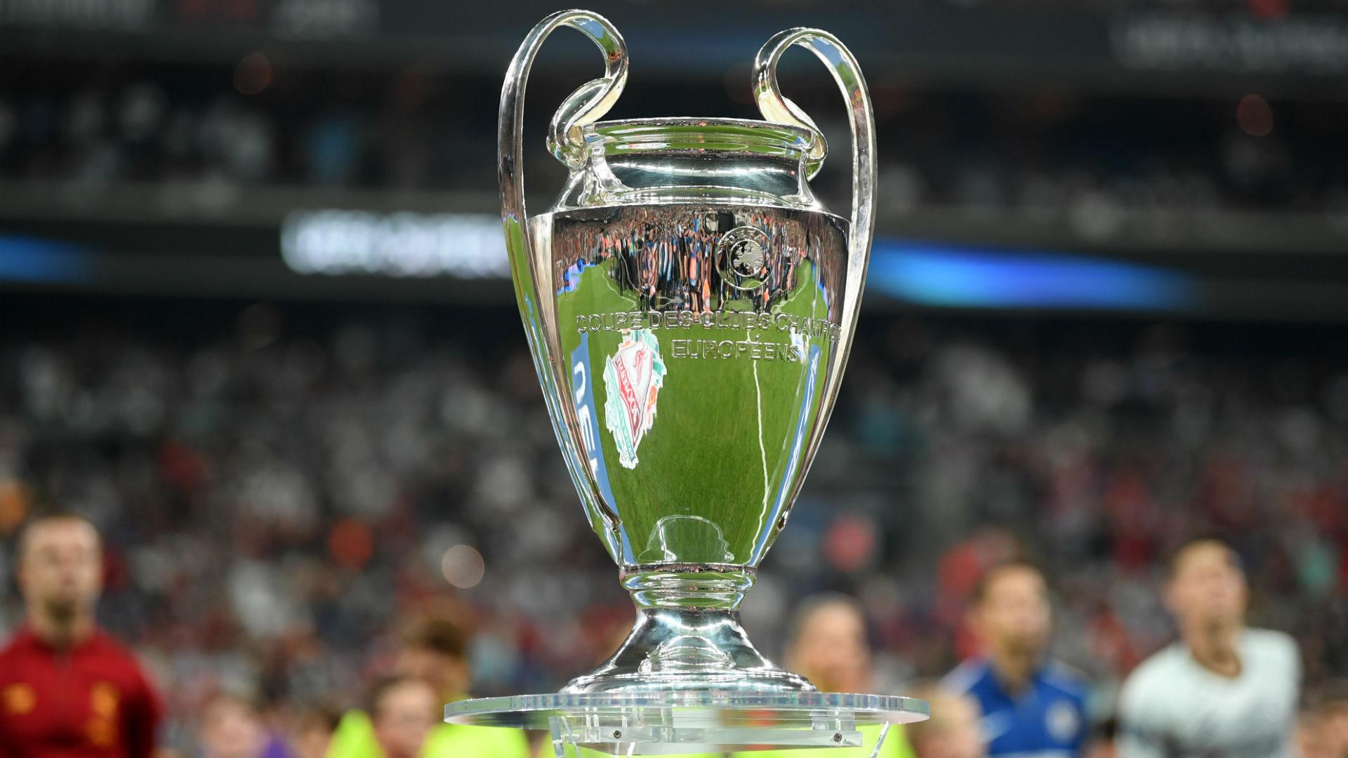 UEFA Champions League Returns Friday
