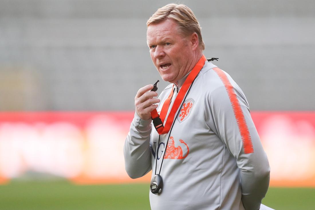 Ronald Koeman Set to Become Barcelona's New Manager