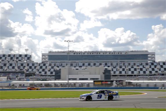 Chase Elliott Wins Inaugural Daytona Road Course Race