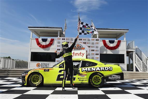 Austin Cindric Wins At Road America
