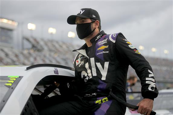 Jimmie Johnson Daytona
