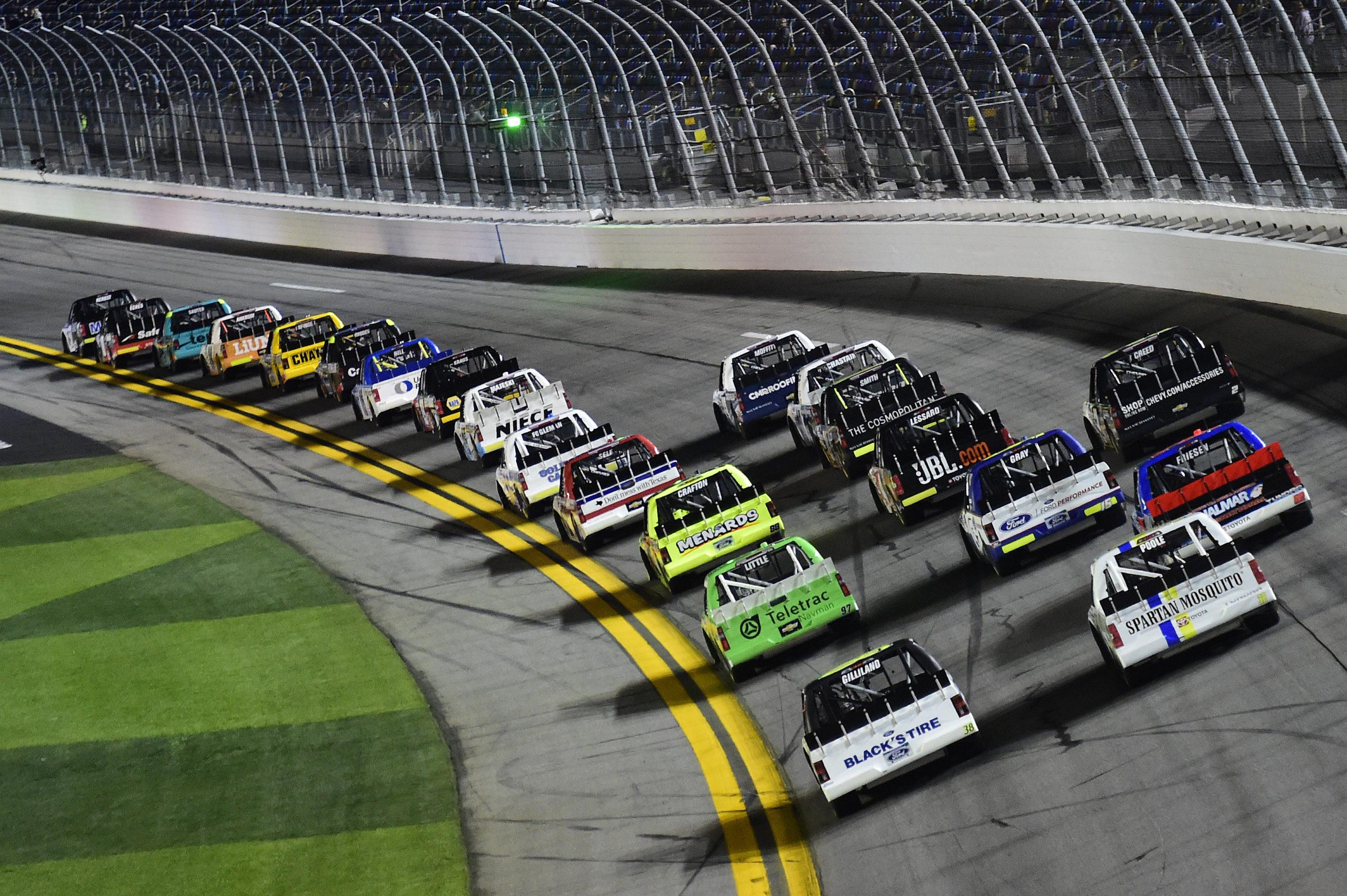 Many Teams Transitioning for 2021 Truck Series Season