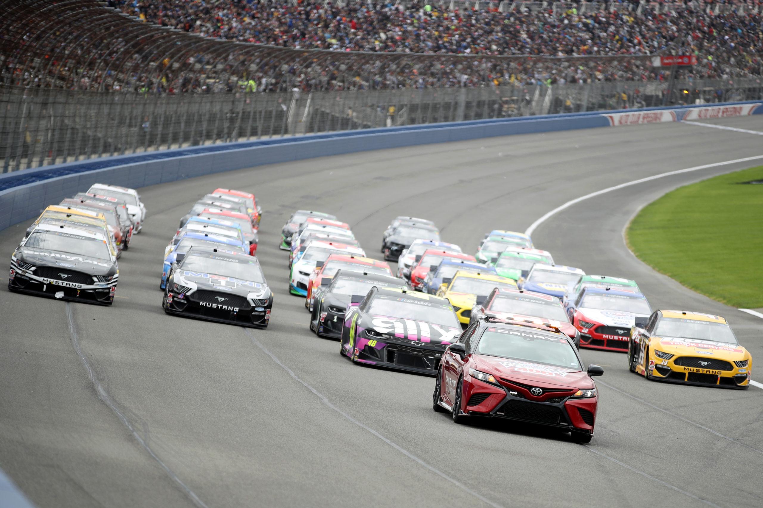 NASCAR Alters Start to 2021 Season