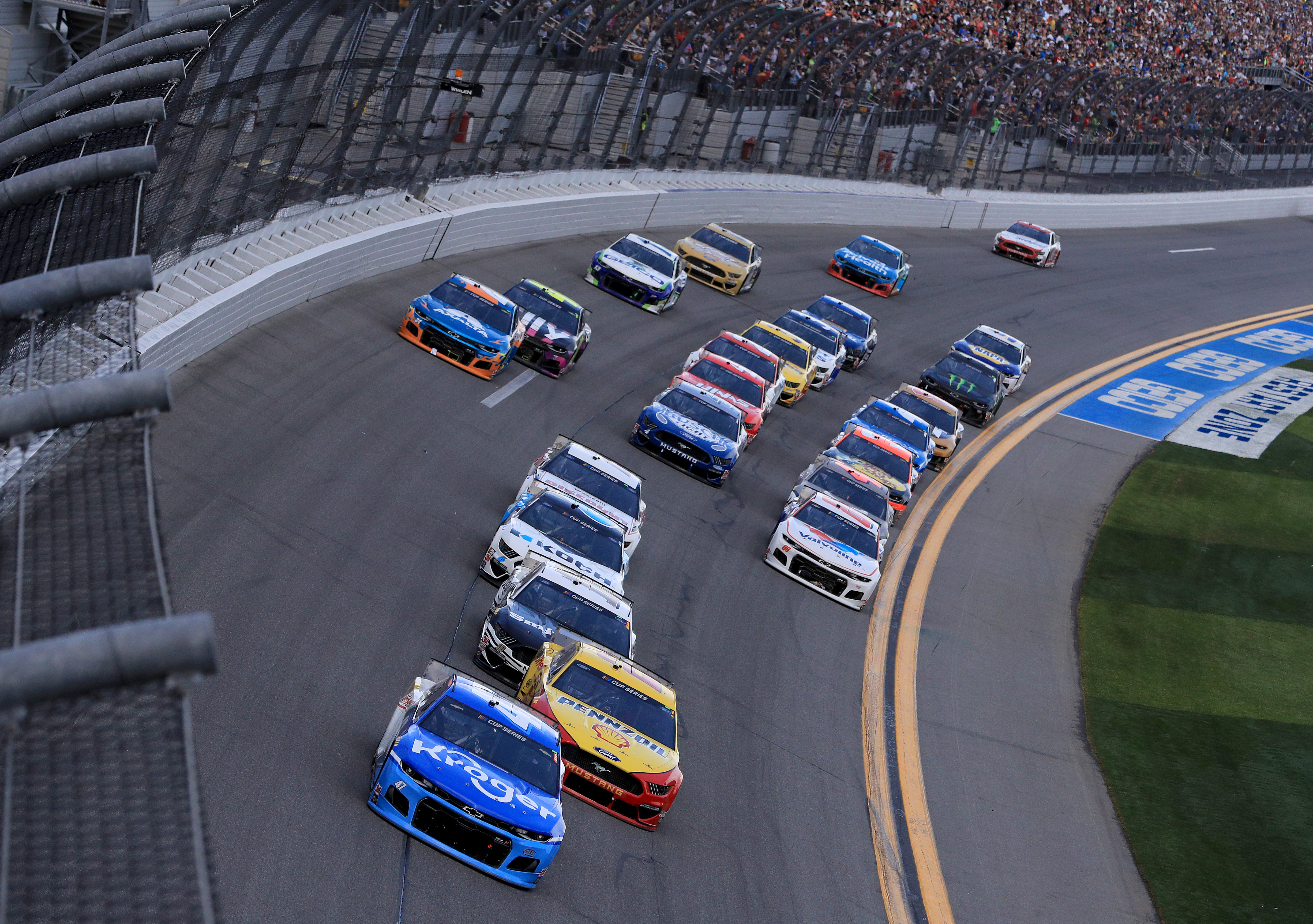 How Many Teams Will Show up for the Daytona 500?