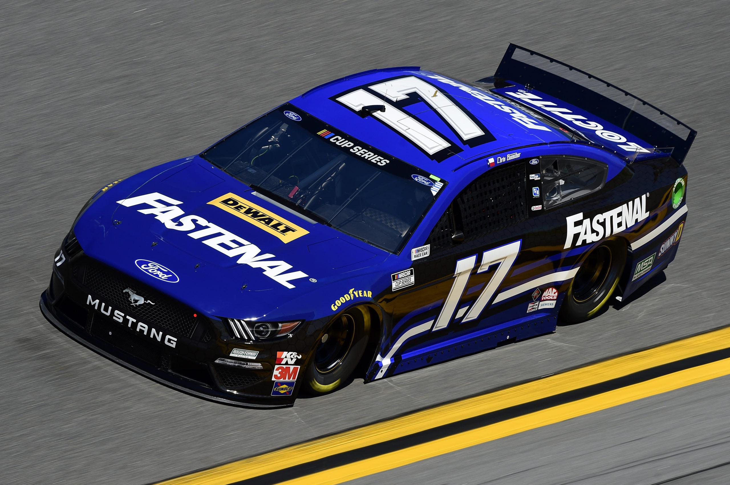 2021 NASCAR Preview: Roush Fenway Racing