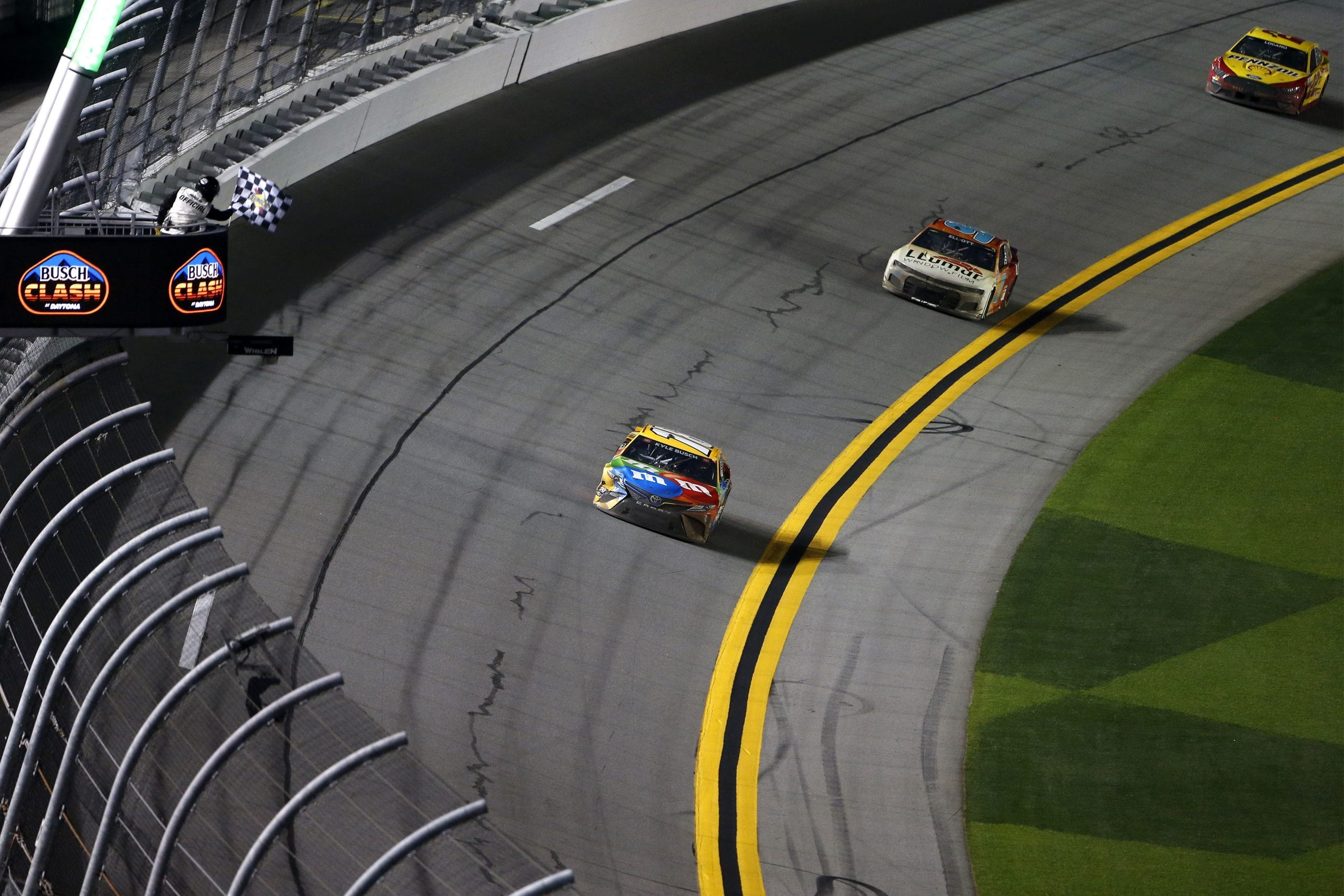 2021 Kicks Off with a Bang in the Busch Clash