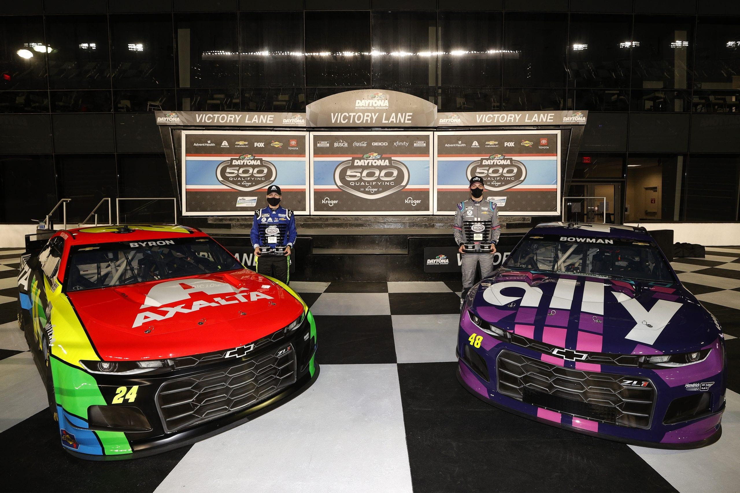 2021 NASCAR Preview: Hendrick Motorsports