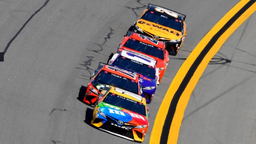 2021 NASCAR Cup Series Toyota Playoff Preview