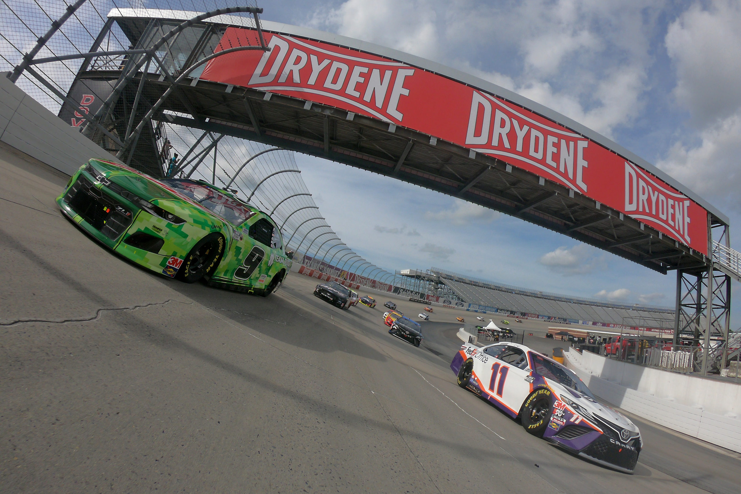 Who Can Conquer the Monster Mile in Dover?