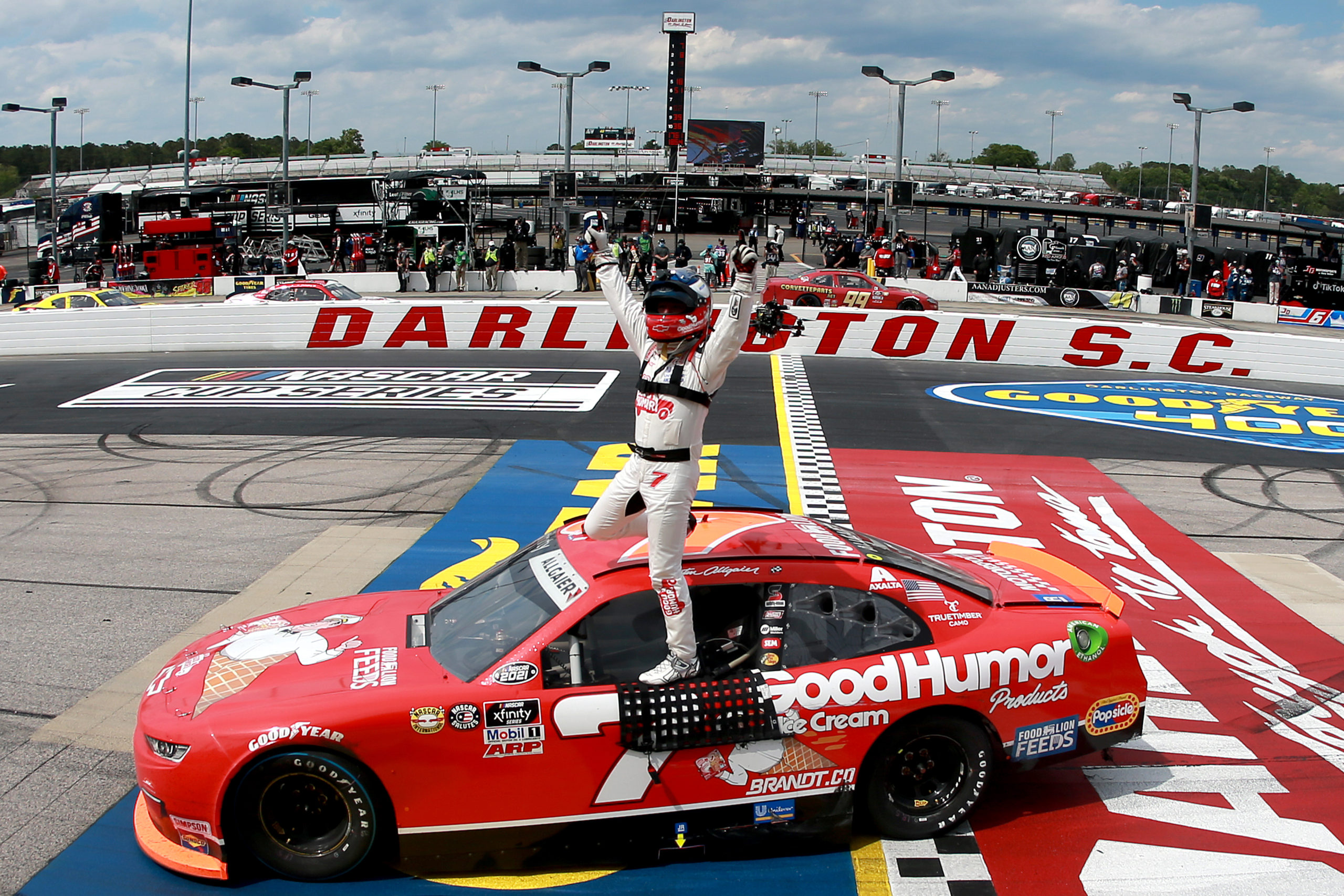 Photo credit to Sean Gardner/Getty Imagesvia NASCARMedia.