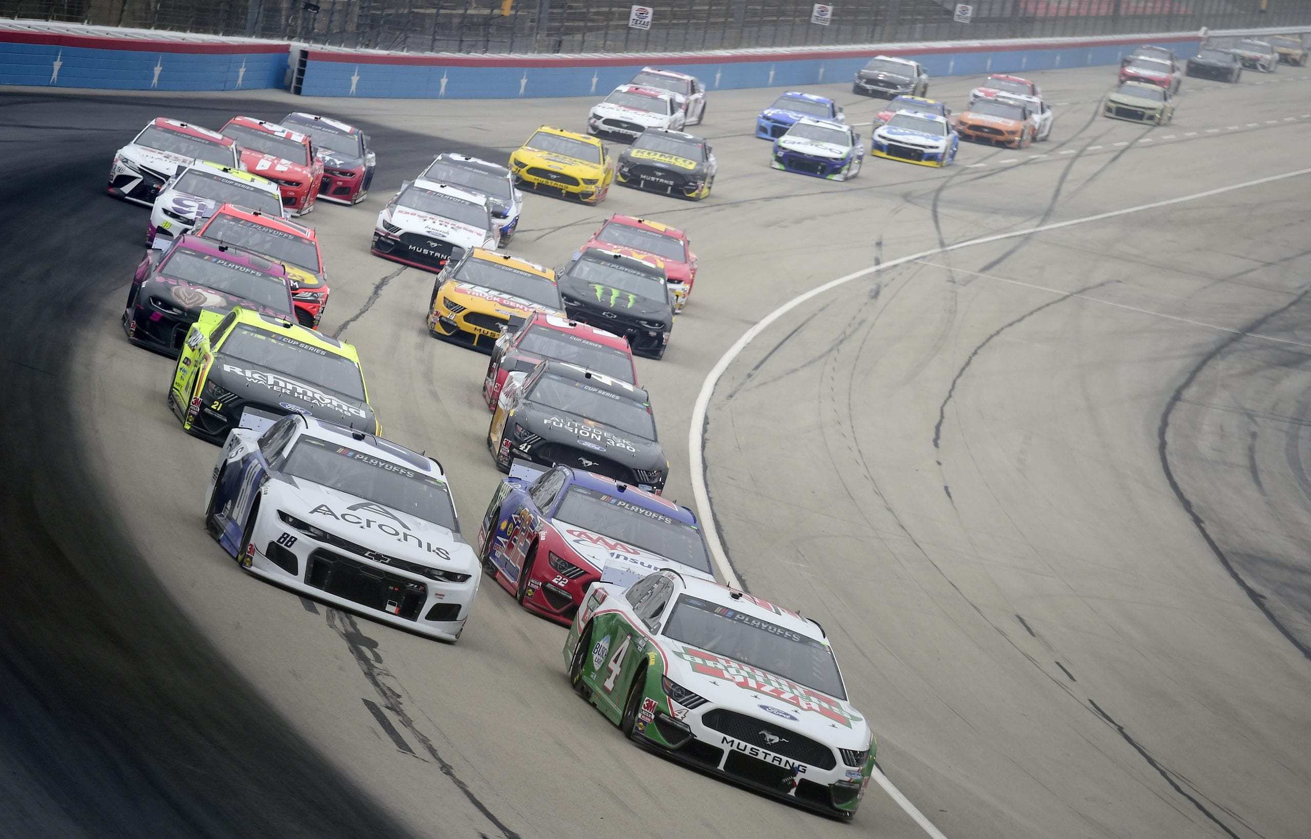 Top Contenders for Texas All-Star Race