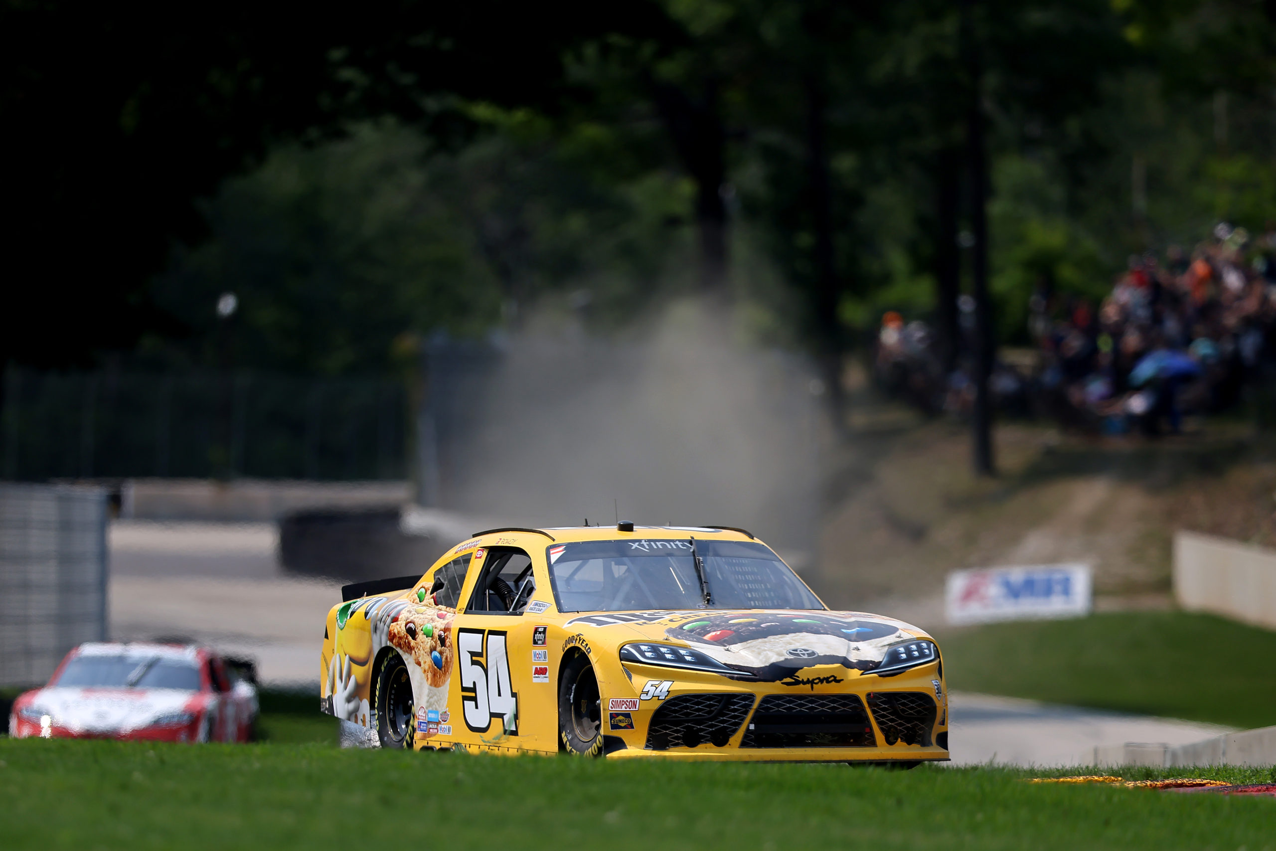 Kyle Busch Picks up Fourth Xfinity Series Win of 2021