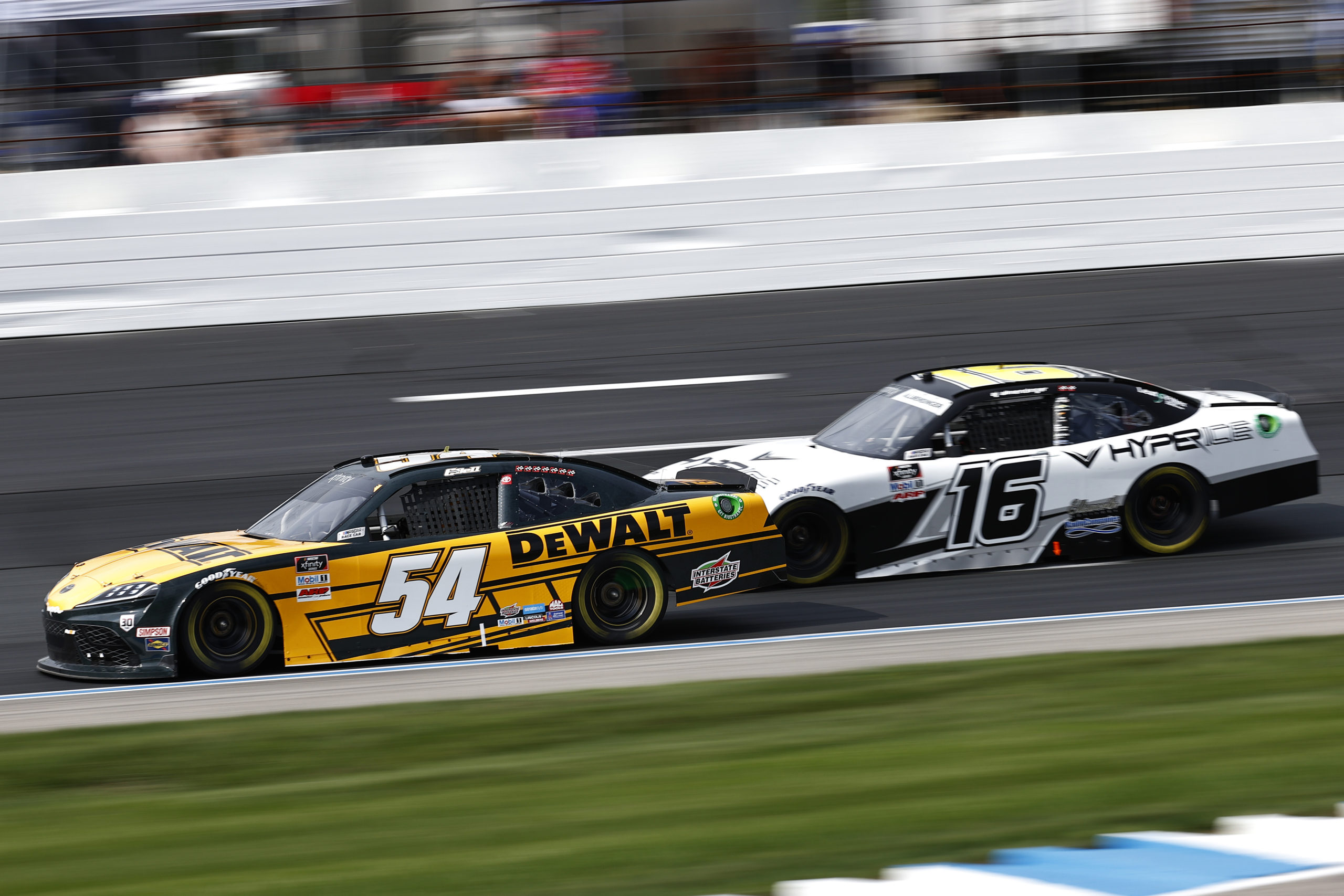 Bell Blows Them Away with New Hampshire Hat Trick