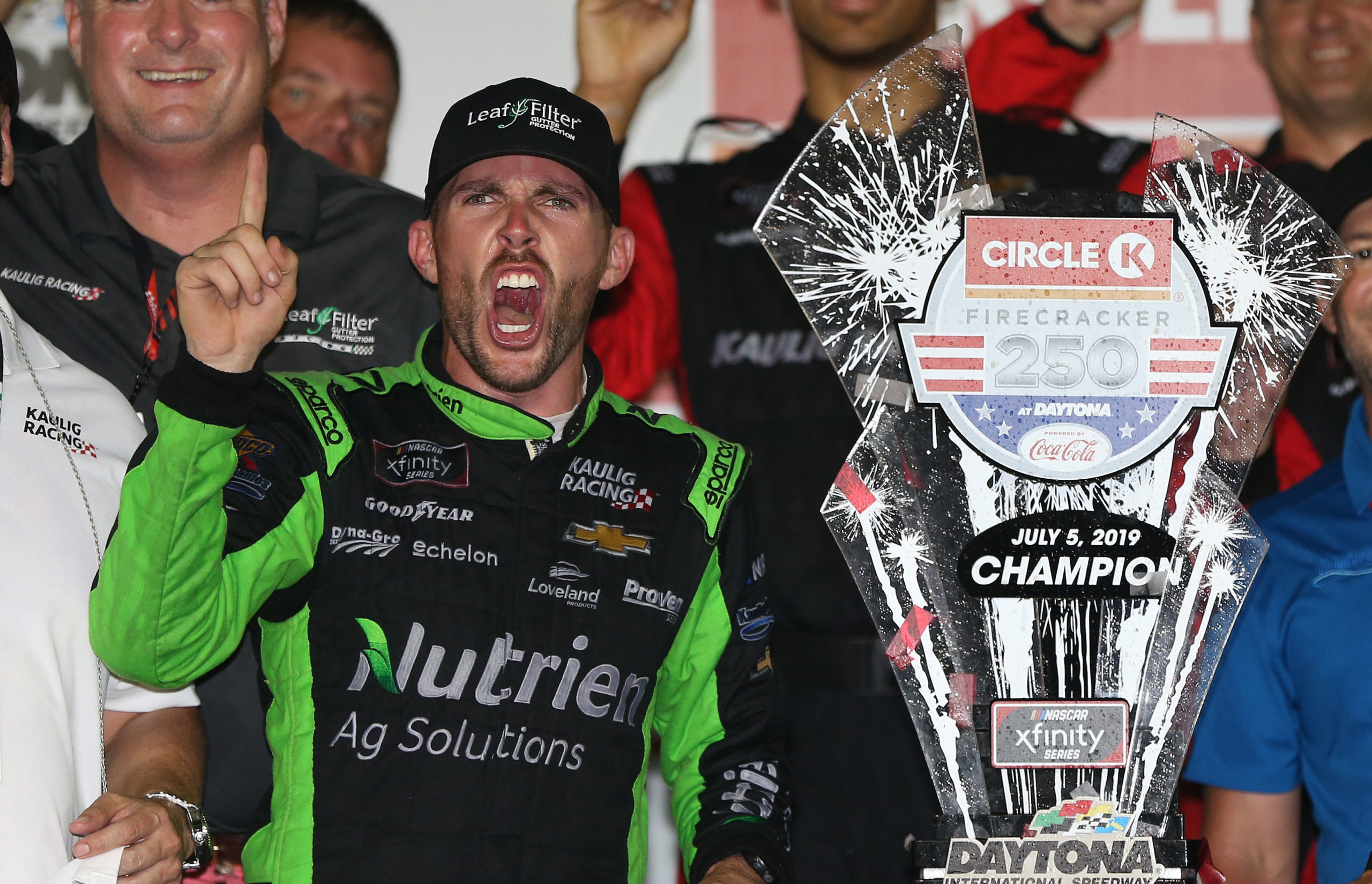 Ross Chastain to Team Trackhouse for 2022