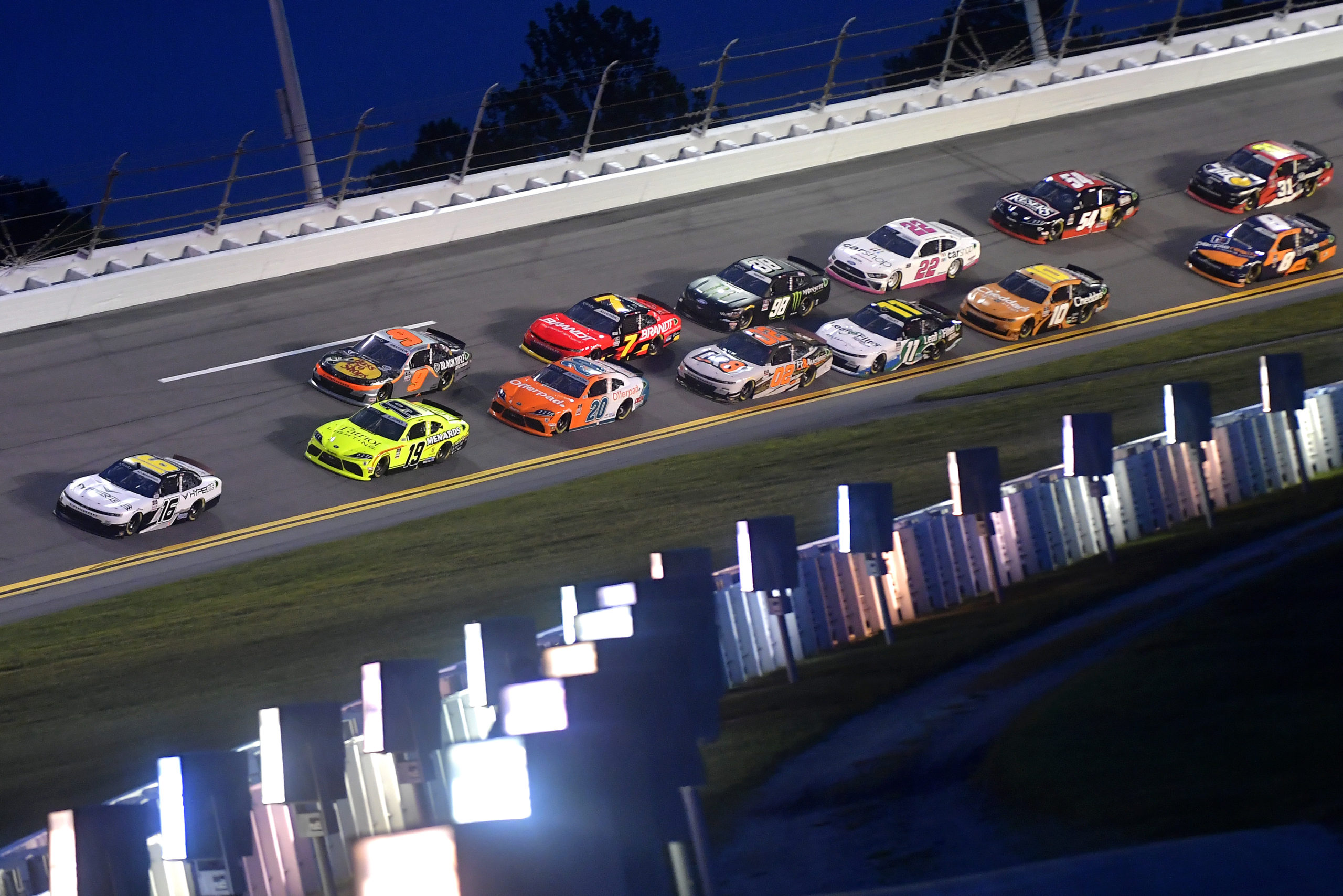 Who Else Makes up the Xfinity Series Playoffs?
