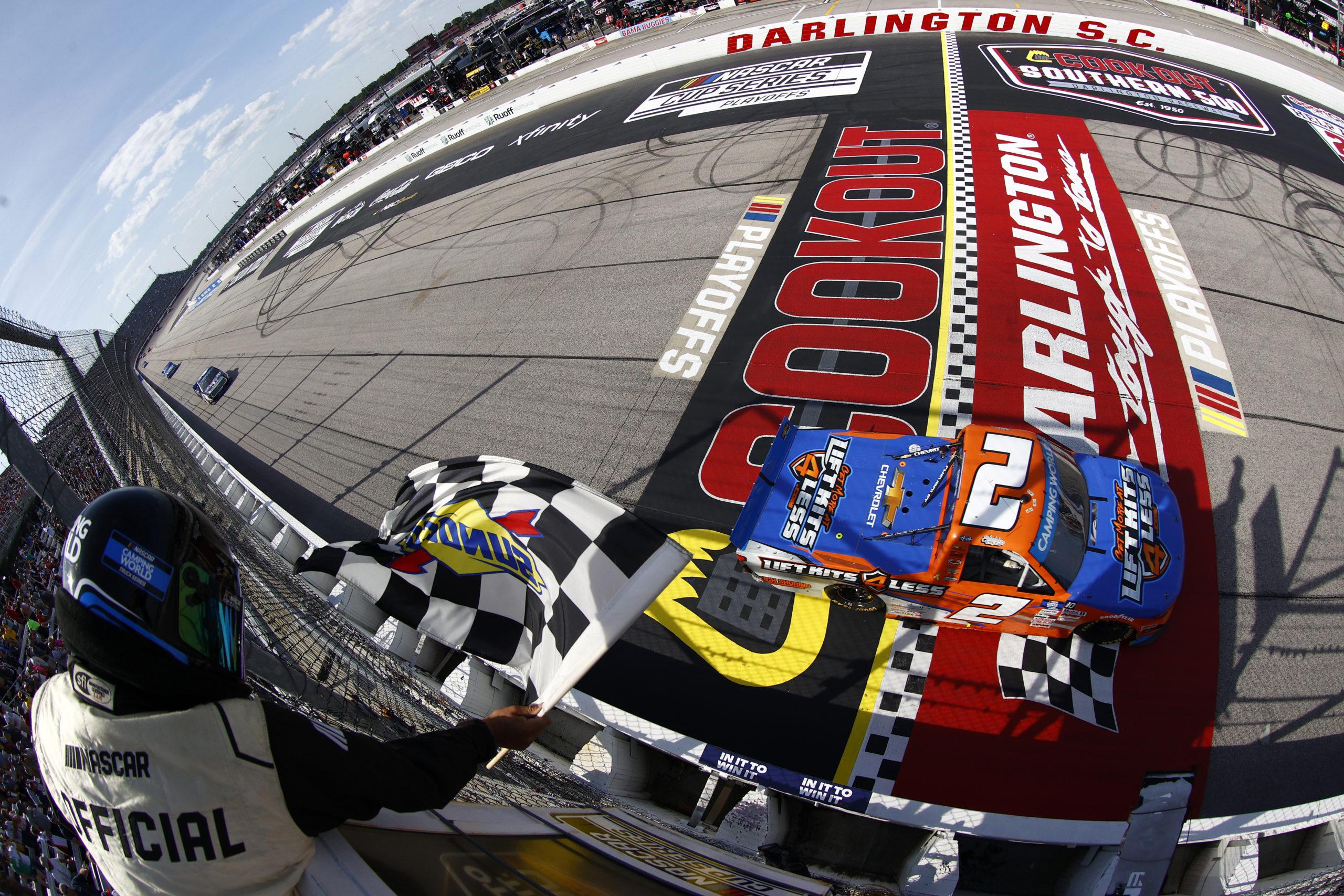 Photo credit toJared C. Tilton/Getty Images via NASCARMedia.