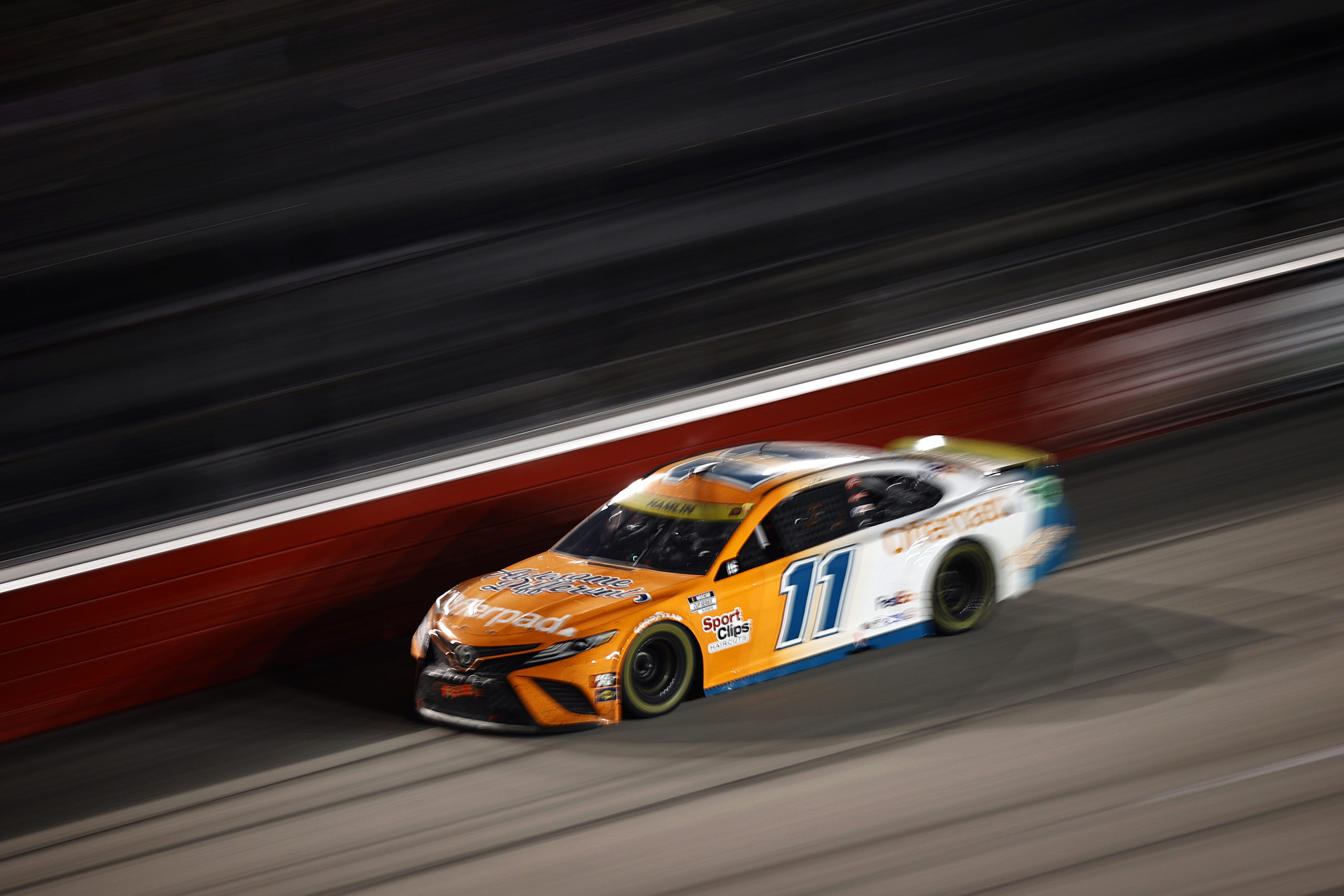 Denny Hamlin Earns First Win of 2021 in Southern 500