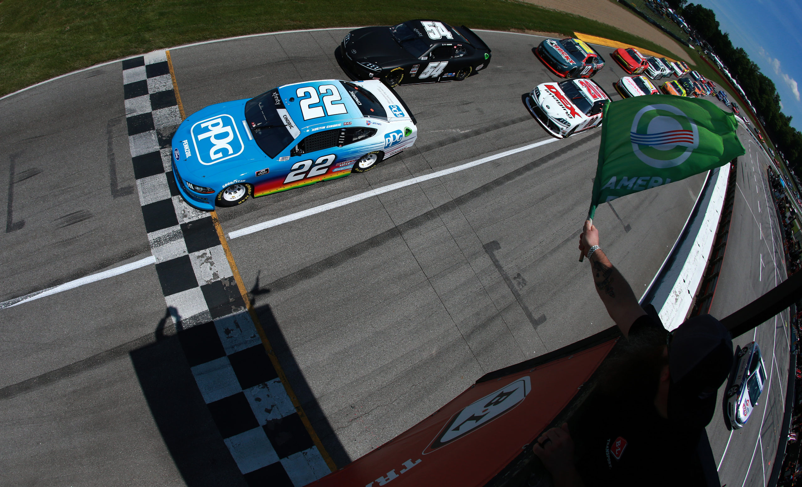 2022 Schedule Released for Xfinity and Truck Series