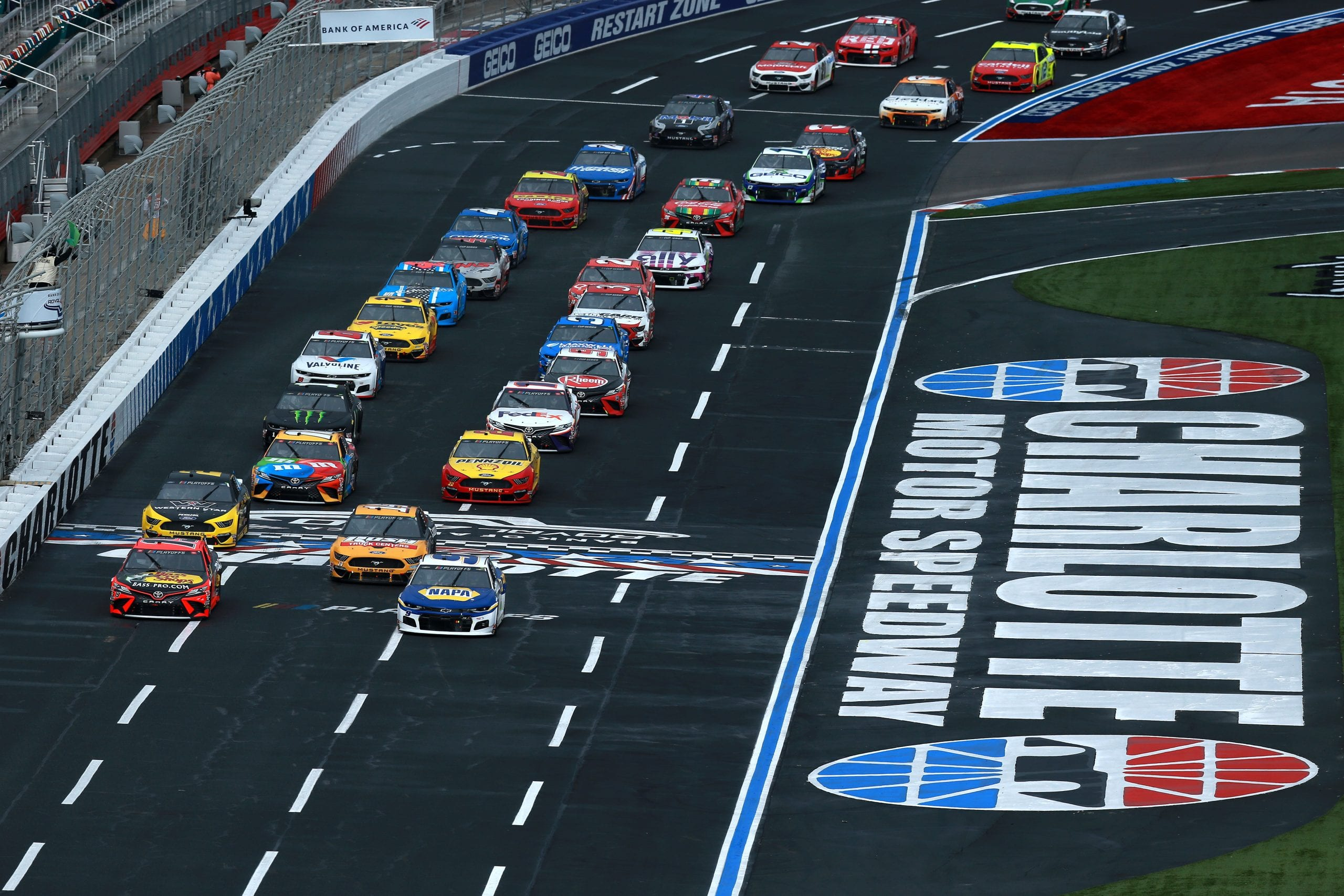 Who Can Fend off Elimination at the Roval?